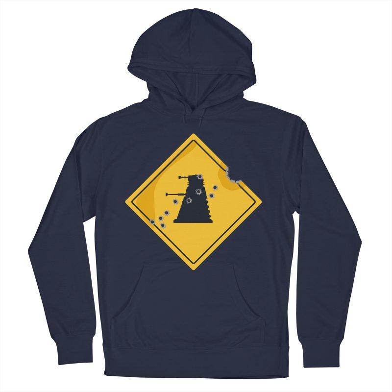 Dalek Crossing Men's Pullover Hoody by TCarver T-shirt Designs