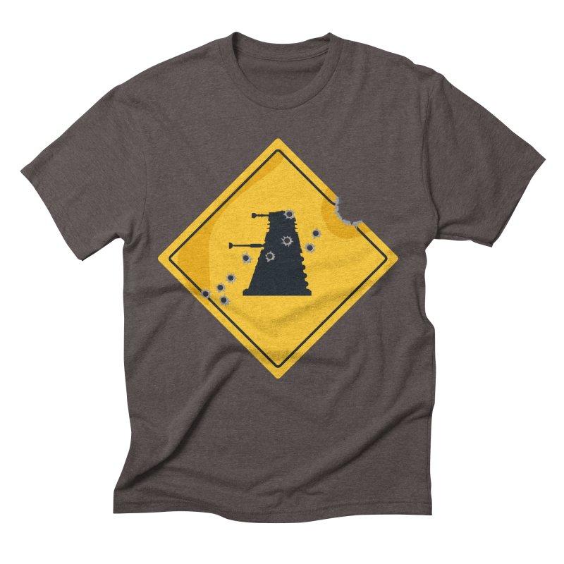 Dalek Crossing   by TCarver T-shirt Designs