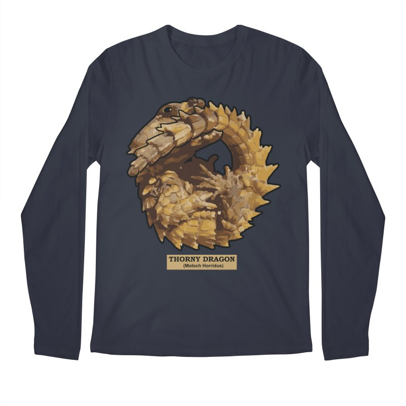 Thorny Dragon   by TCarver T-shirt Designs