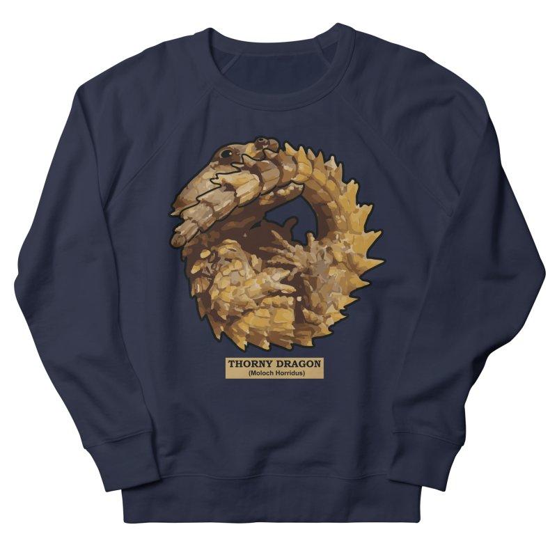 Thorny Dragon Women's Sweatshirt by TCarver T-shirt Designs