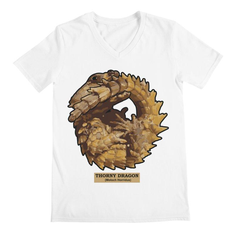 Thorny Dragon   by TCarver T-shirt Designs