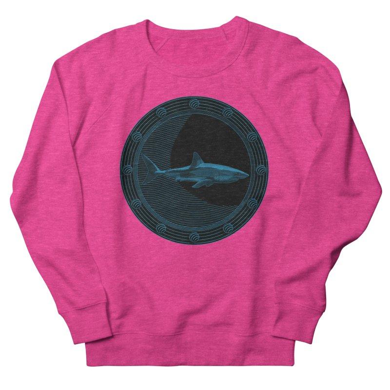 Portal Shark Women's Sweatshirt by TCarver T-shirt Designs