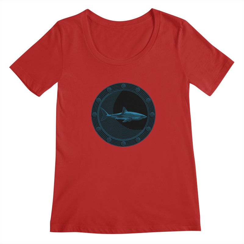 Portal Shark   by TCarver T-shirt Designs