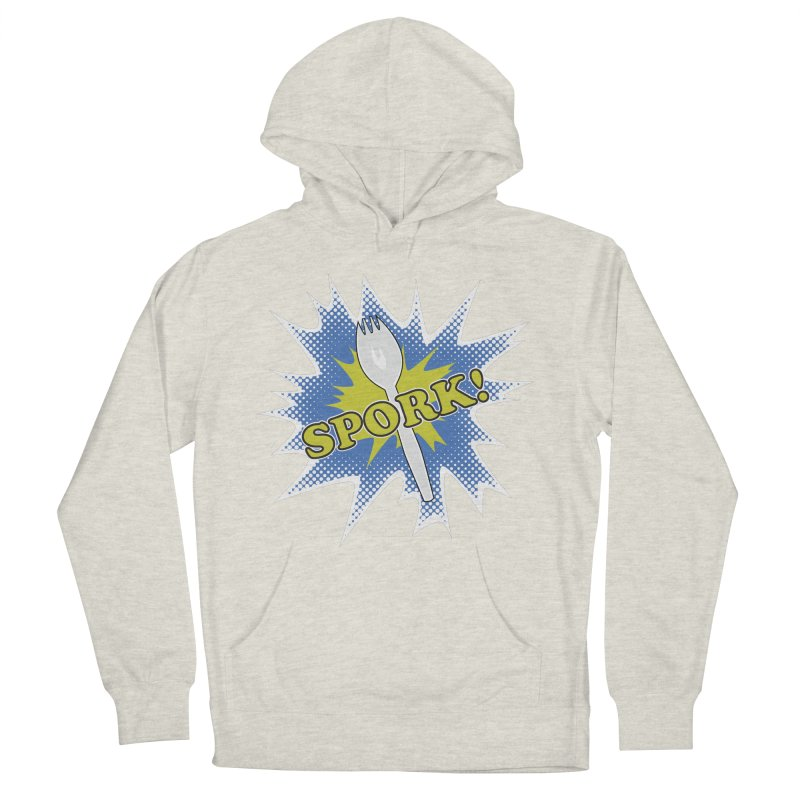Spork! Women's Pullover Hoody by TCarver T-shirt Designs