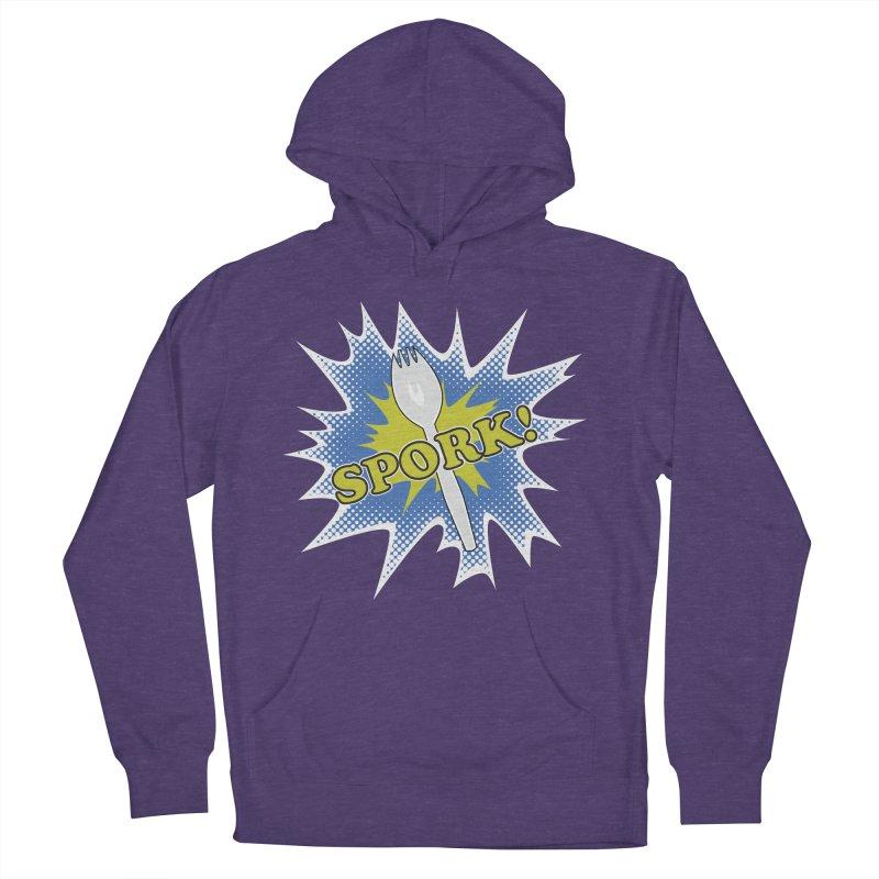 Spork! Men's Pullover Hoody by TCarver T-shirt Designs