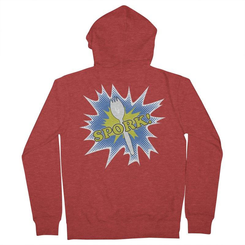 Spork! Women's Zip-Up Hoody by TCarver T-shirt Designs