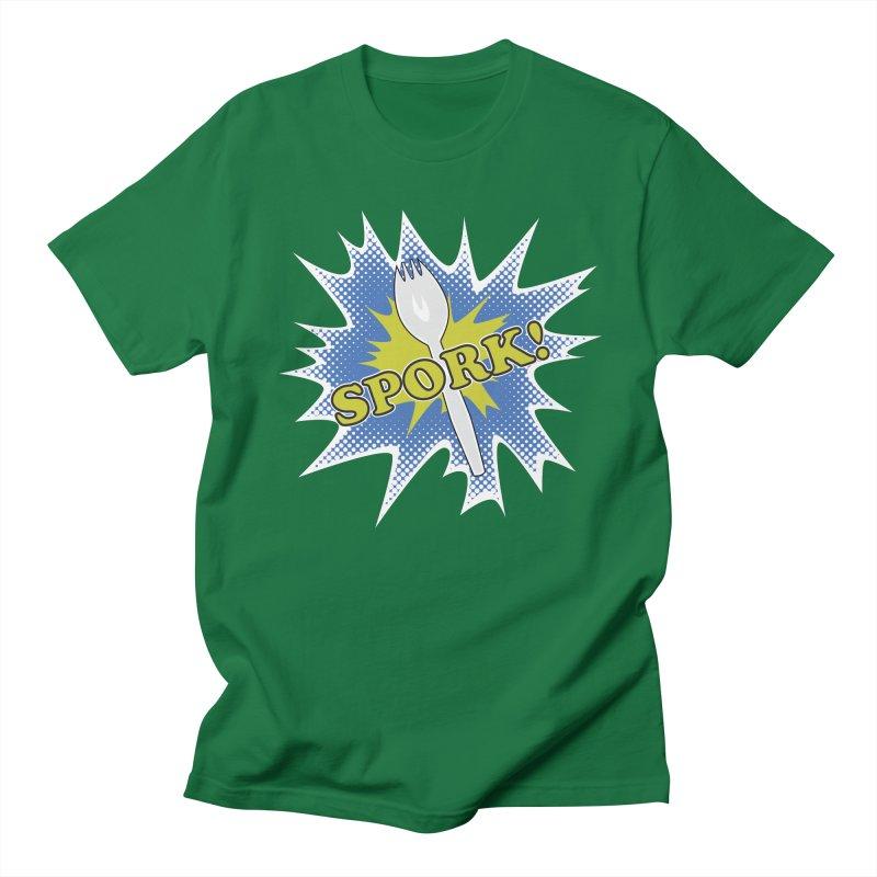 Spork! Men's T-Shirt by TCarver T-shirt Designs