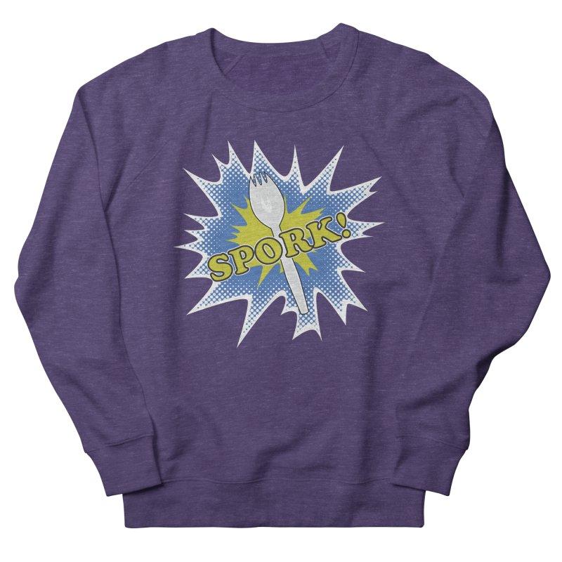 Spork! Women's Sweatshirt by TCarver T-shirt Designs