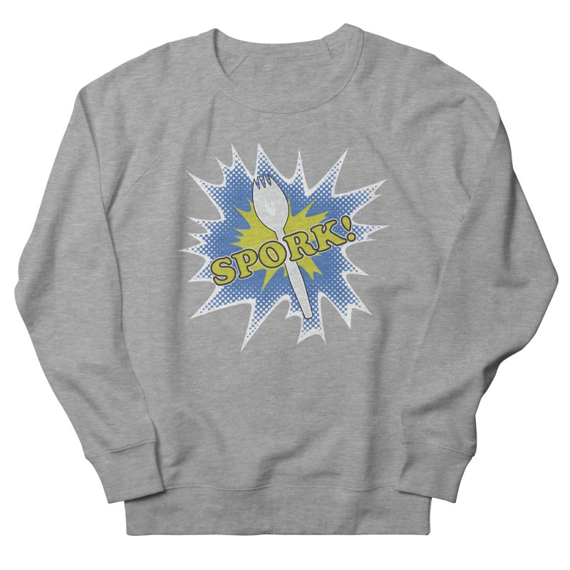 Spork! Men's Sweatshirt by TCarver T-shirt Designs