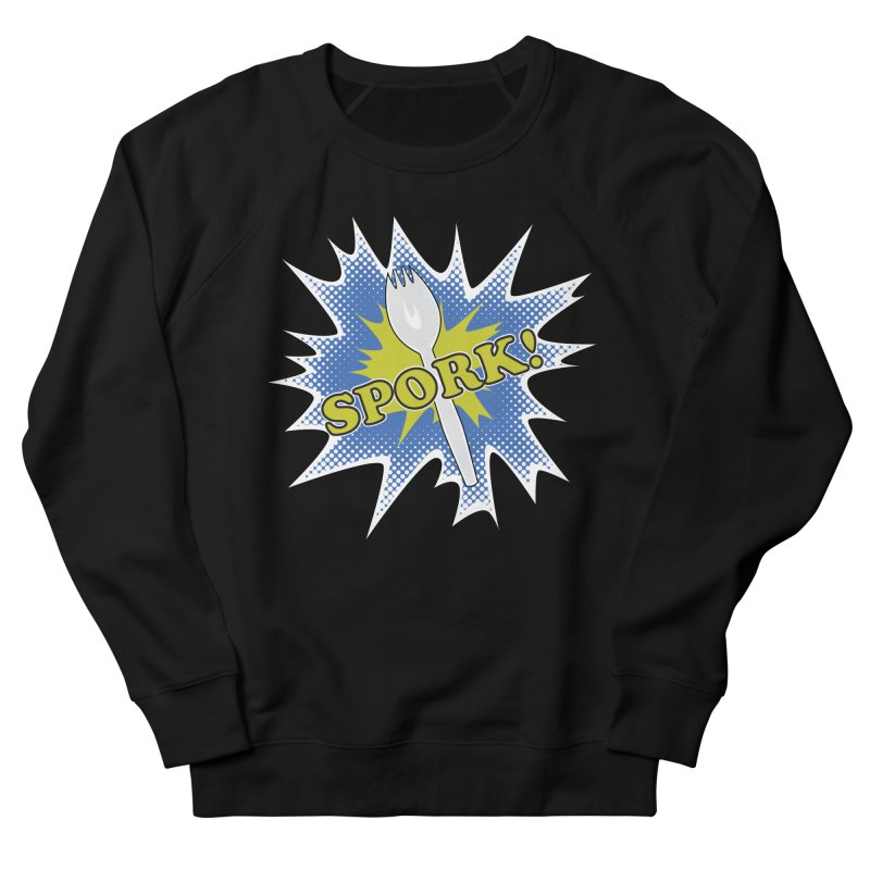 Spork! Men's Sweatshirt by TCarver T-shirt Designs