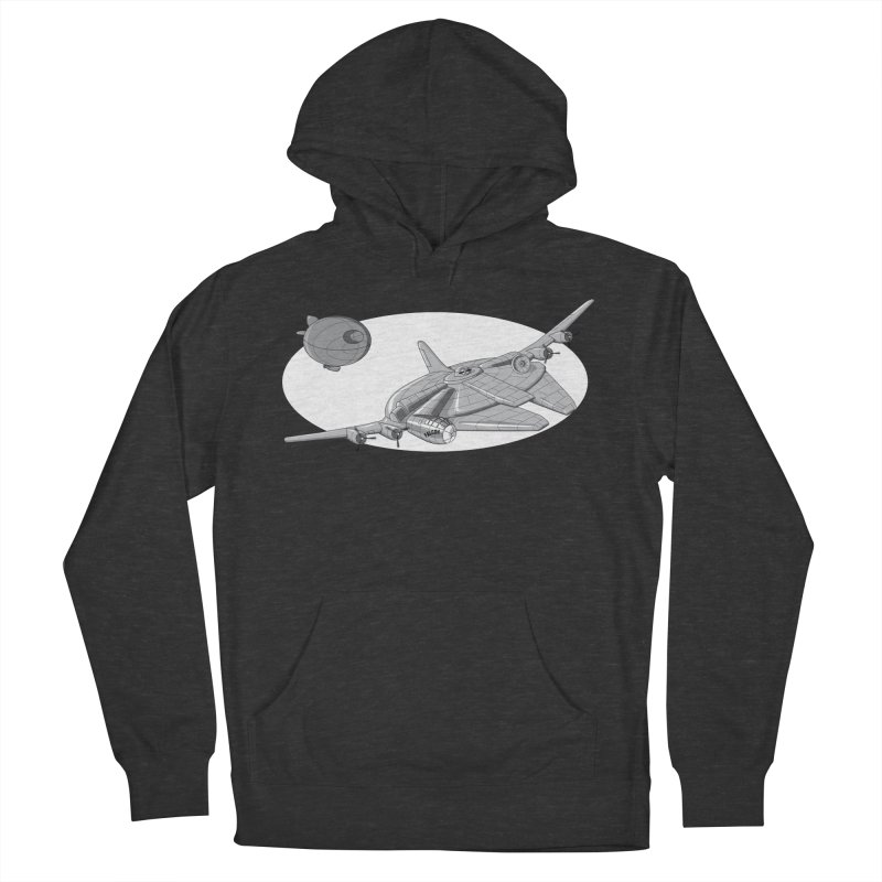 Centenium Falcon Women's Pullover Hoody by TCarver T-shirt Designs