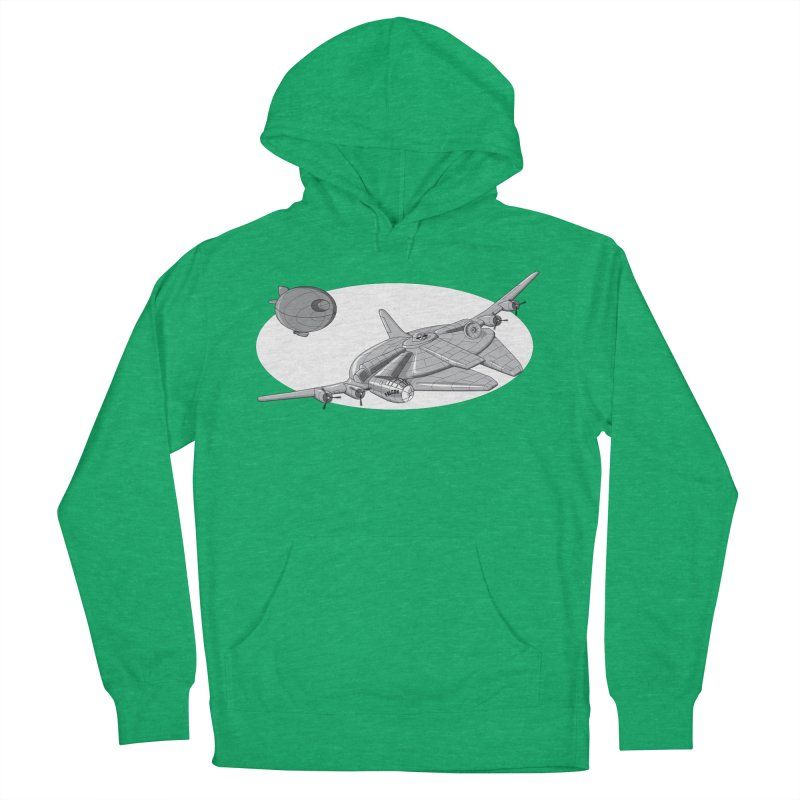 Centenium Falcon Men's Pullover Hoody by TCarver T-shirt Designs