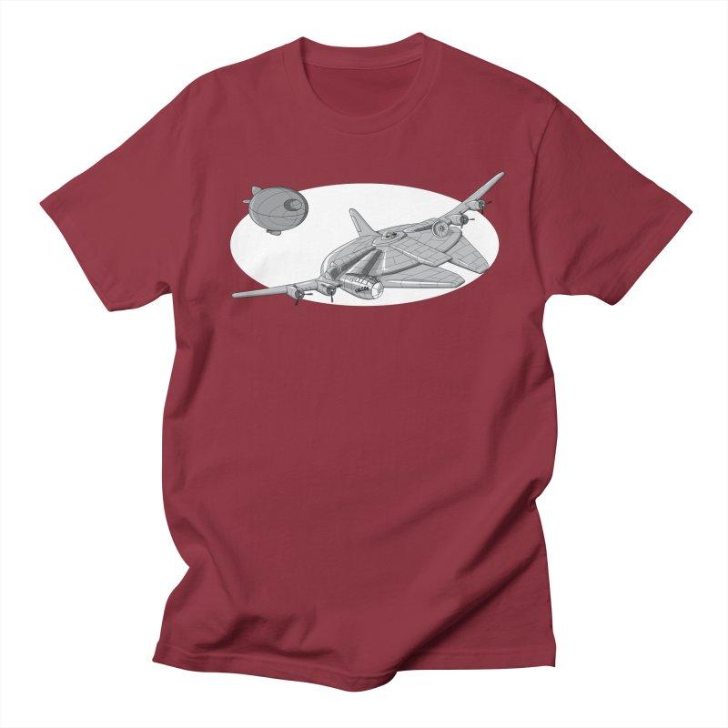Centenium Falcon Men's T-Shirt by TCarver T-shirt Designs