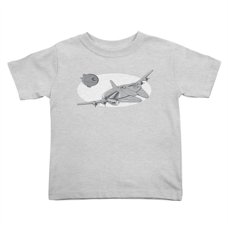 Centenium Falcon Kids Toddler T-Shirt by TCarver T-shirt Designs