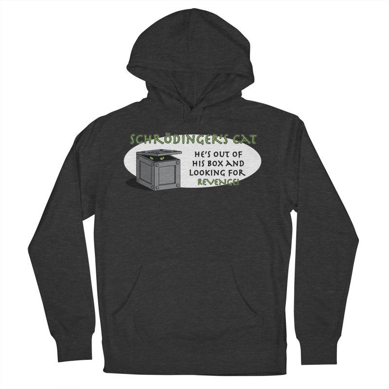 Schrodinger's Cat   by TCarver T-shirt Designs