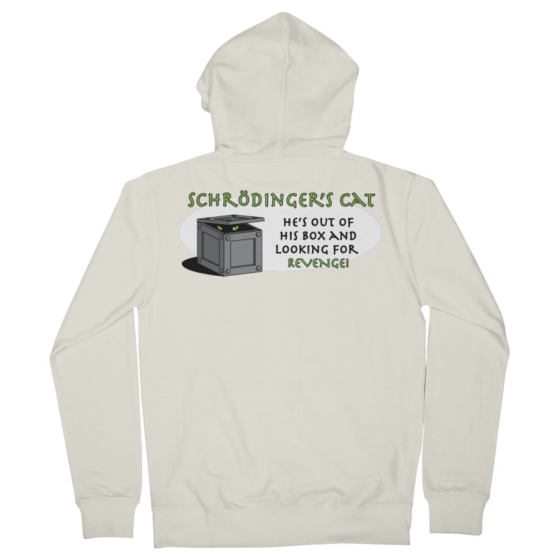 Schrodinger's Cat   by TCarver T-shirt Designs