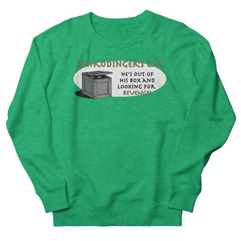 Schrodinger's Cat Men's Sweatshirt by TCarver T-shirt Designs