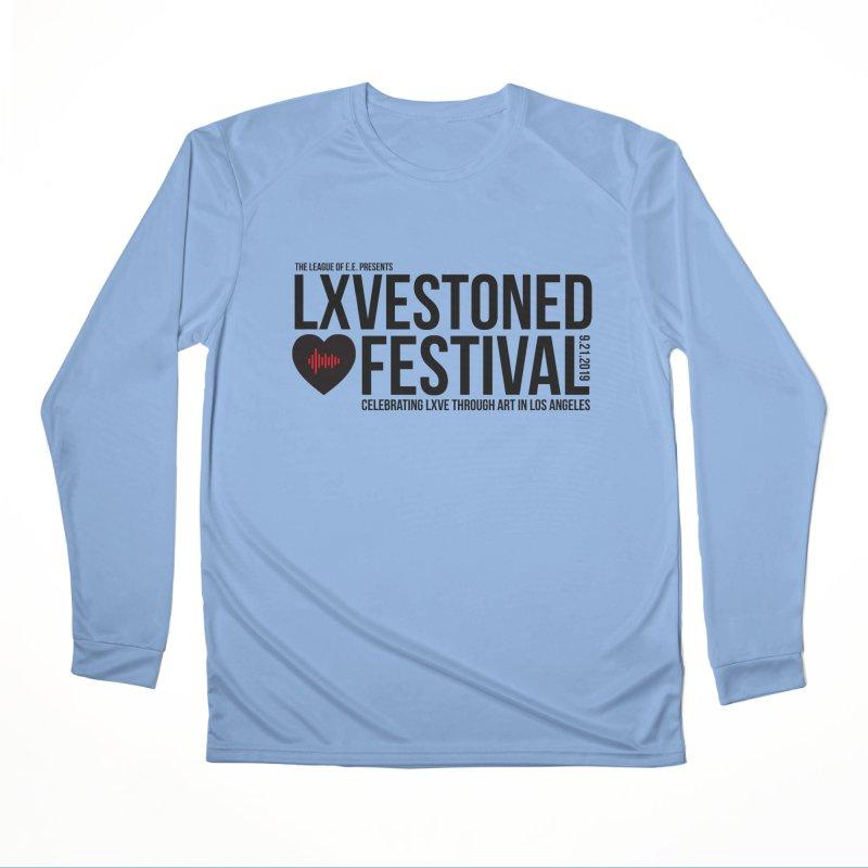 LXSTONED FESTIVAL Men's Performance Longsleeve T-Shirt by TDUB951