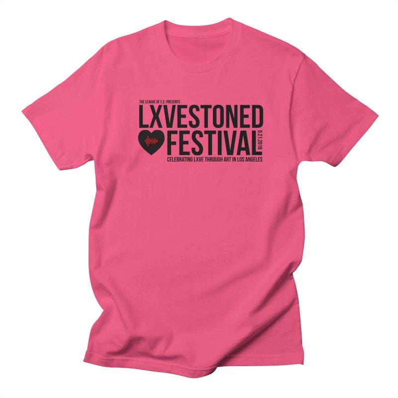 LXSTONED FESTIVAL Women's Regular Unisex T-Shirt by TDUB951