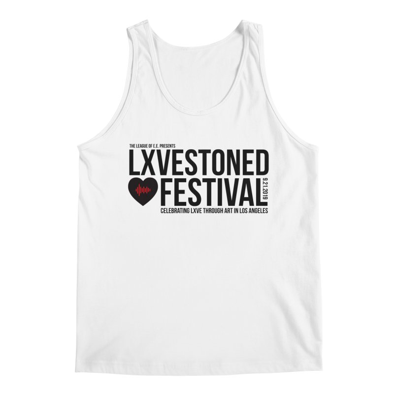 LXSTONED FESTIVAL Men's Regular Tank by TDUB951