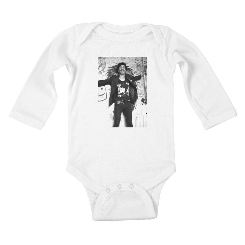Omar Kids Baby Longsleeve Bodysuit by TDUB951