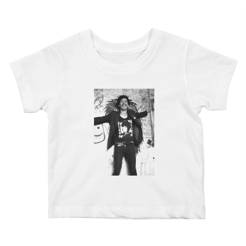 Omar Kids Baby T-Shirt by TDUB951