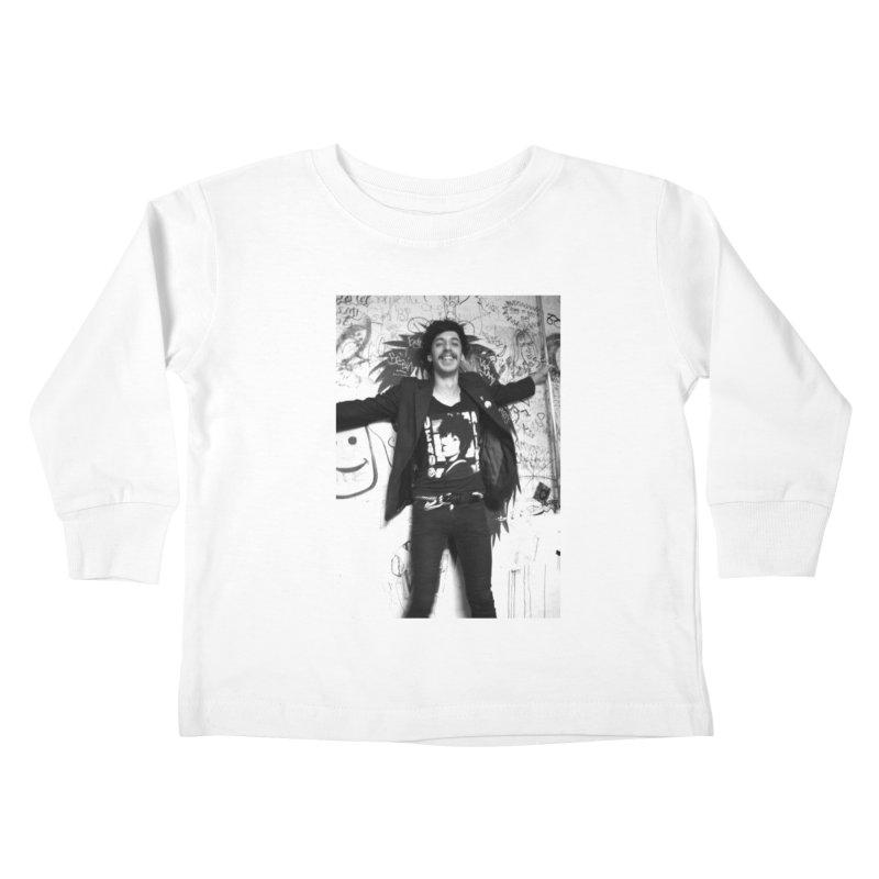 Omar Kids Toddler Longsleeve T-Shirt by TDUB951