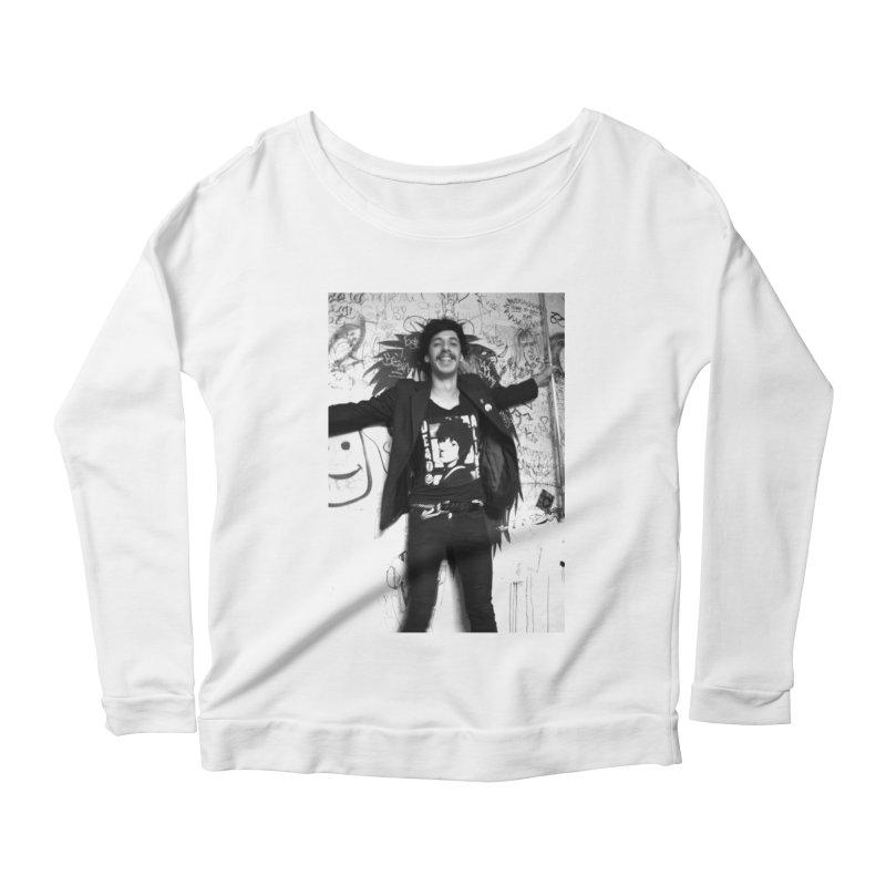 Omar Women's Scoop Neck Longsleeve T-Shirt by TDUB951