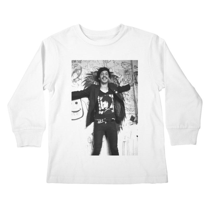 Omar Kids Longsleeve T-Shirt by TDUB951