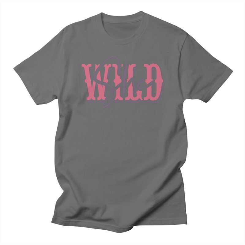She Wild Men's T-Shirt by TDUB951