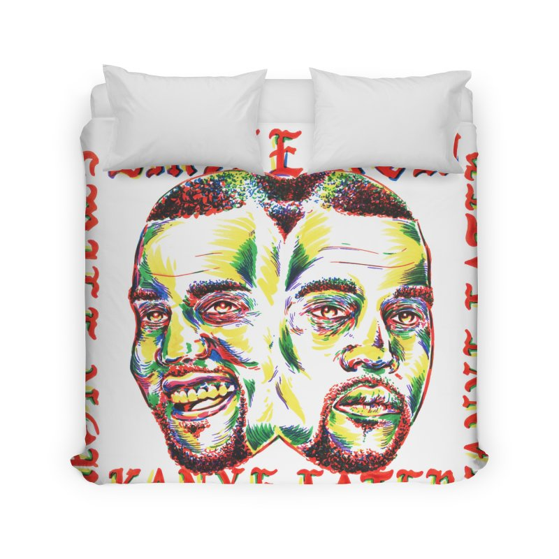 Smile Now Pablo Later Home Duvet by TDUB951
