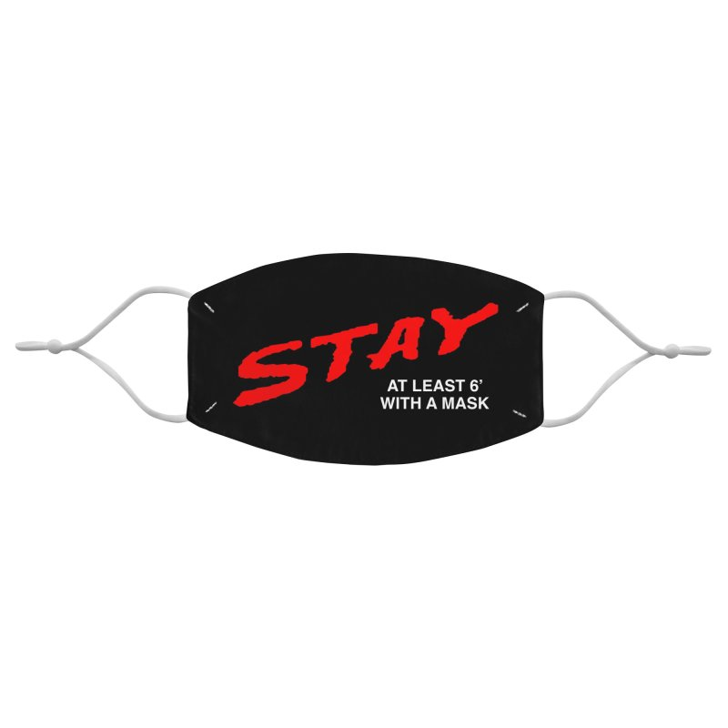 S.T.A.Y. Accessories Face Mask by TDUB951