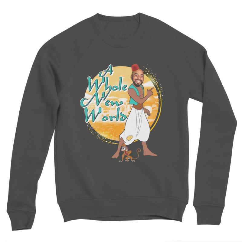 A Whole New World Men's Sweatshirt by TDUB951