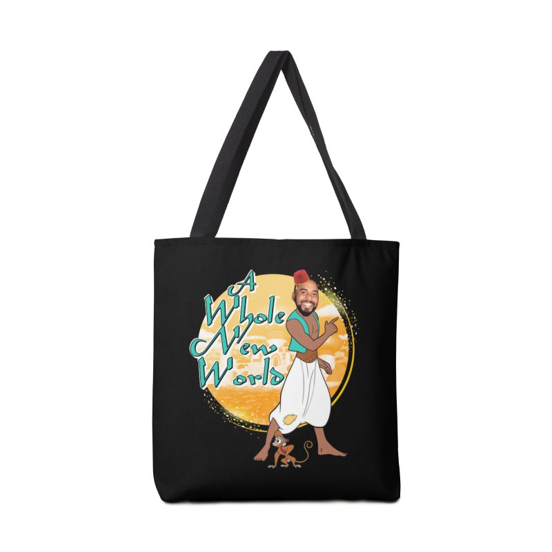A Whole New World Accessories Bag by TDUB951