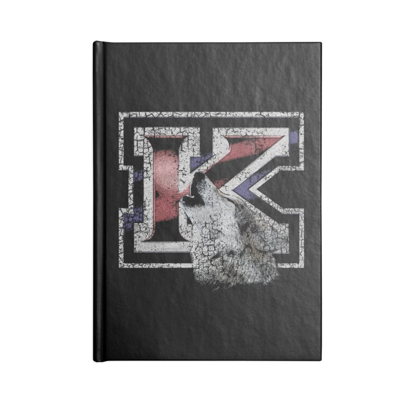 KHS Accessories Blank Journal Notebook by TDUB951