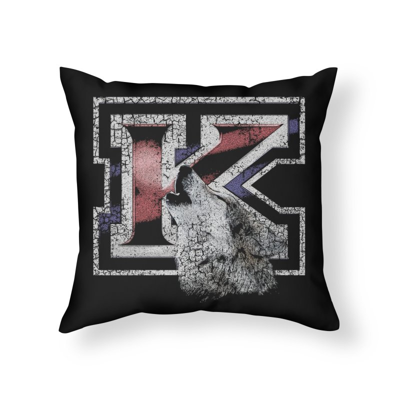 KHS Home Throw Pillow by TDUB951