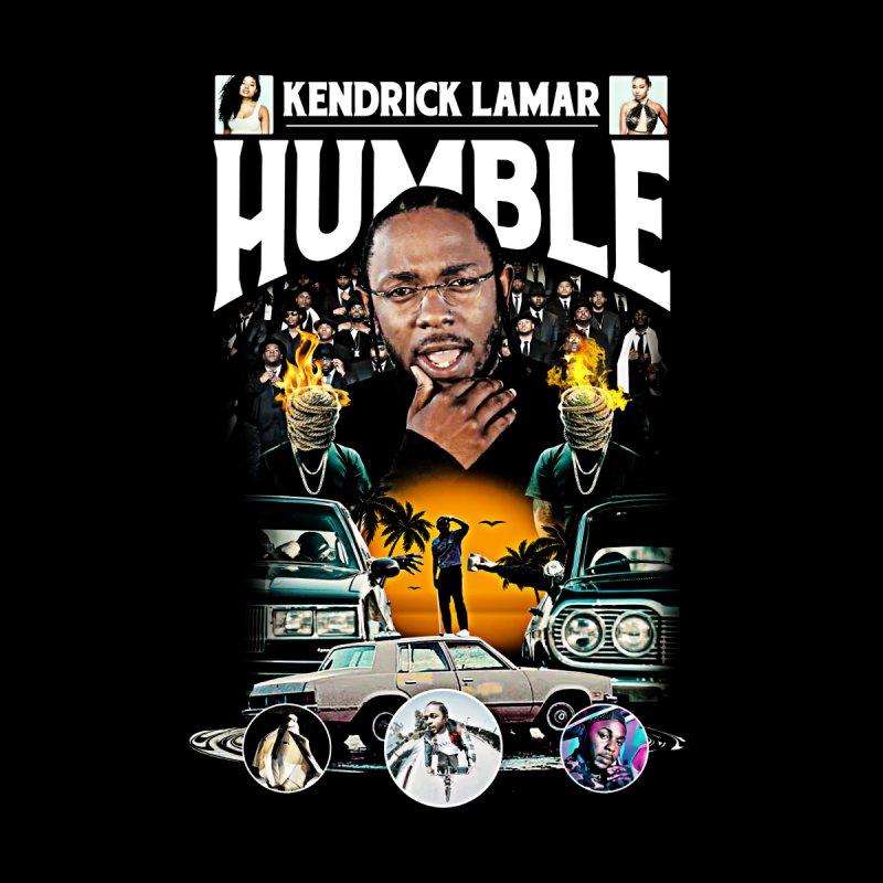 Humble (Bootleg Tee) Men's T-Shirt by TDUB951