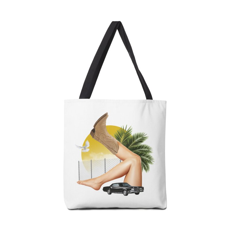 Bootleg  Accessories Tote Bag Bag by TDUB951