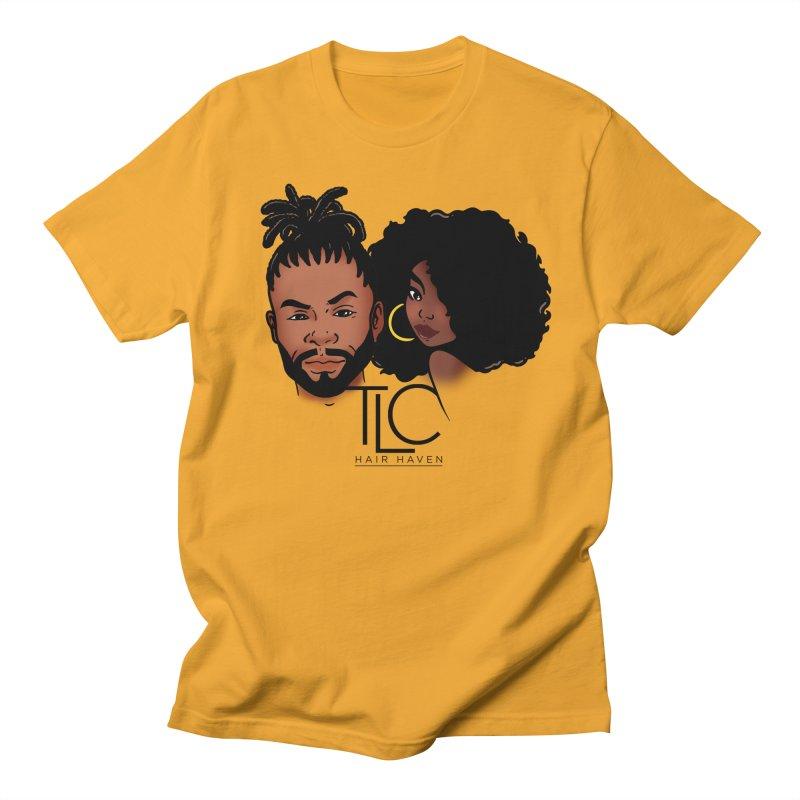 TLC Hair Haven Logo Tee Men's T-Shirt by TDUB951