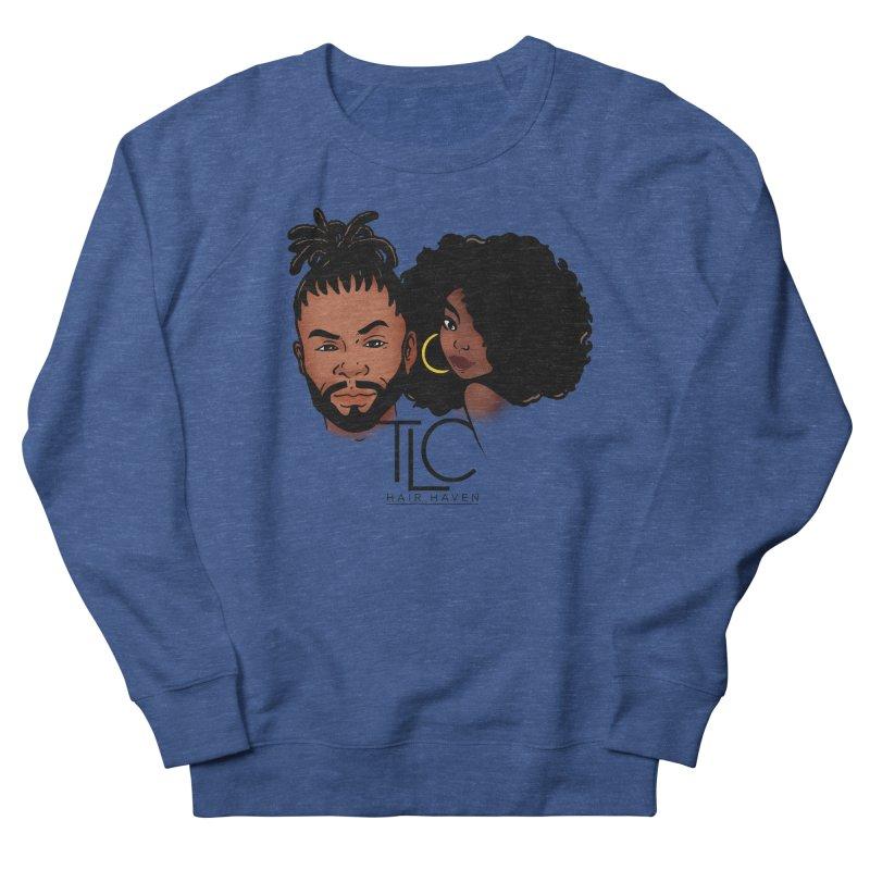 TLC Hair Haven Logo Tee Men's Sweatshirt by TDUB951