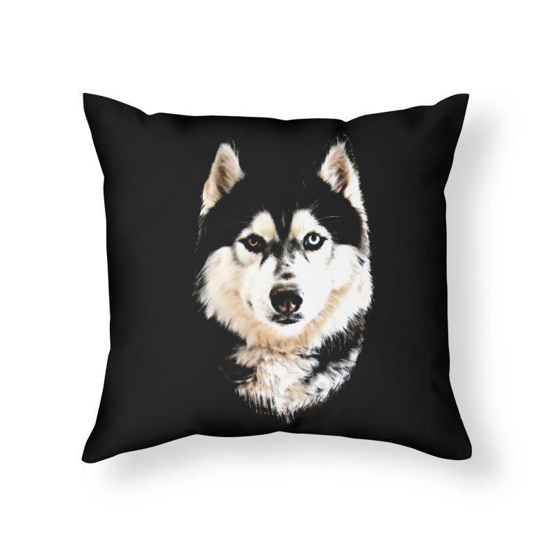ASPEN PIMENTEL Home Throw Pillow by TDUB951