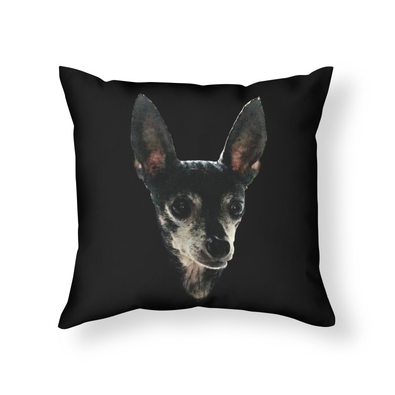Hueva Pimentel Home Throw Pillow by TDUB951