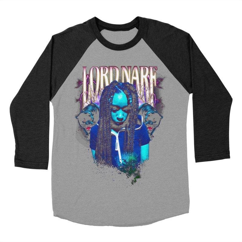 @LordNarf  X @_krystallion  X @TDUB951 Women's Baseball Triblend Longsleeve T-Shirt by TDUB951