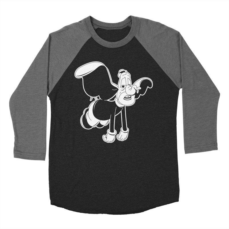 Guess How I'm Feelin'  Women's Baseball Triblend Longsleeve T-Shirt by TDUB951