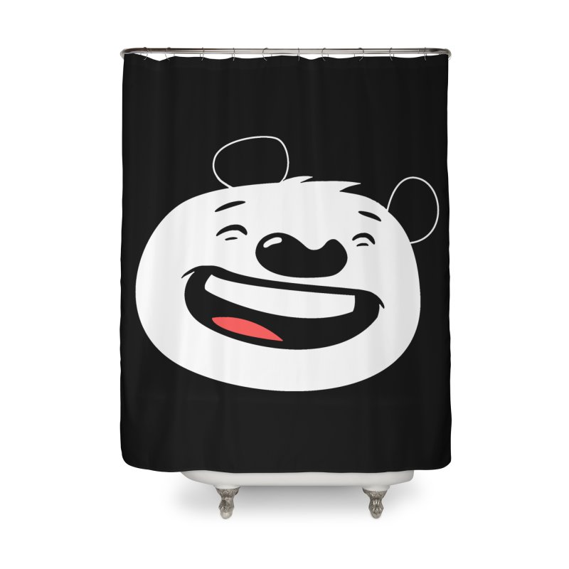 Lil Bby Po - Noggin Home Shower Curtain by TDUB951