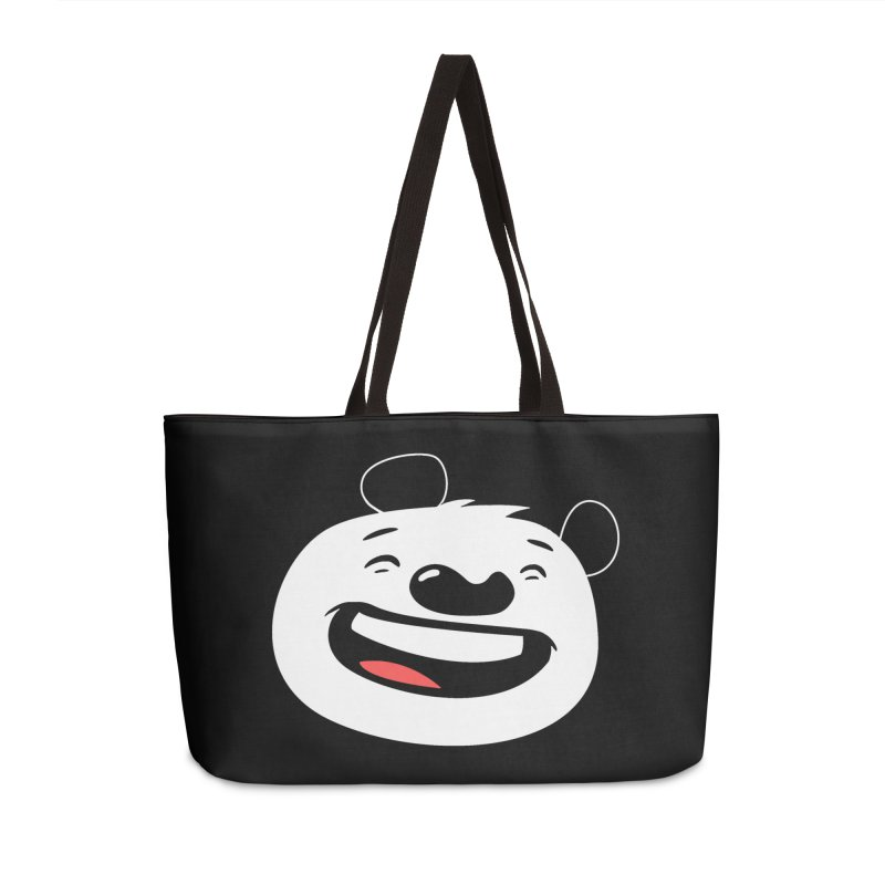 Lil Bby Po - Noggin Accessories Weekender Bag Bag by TDUB951