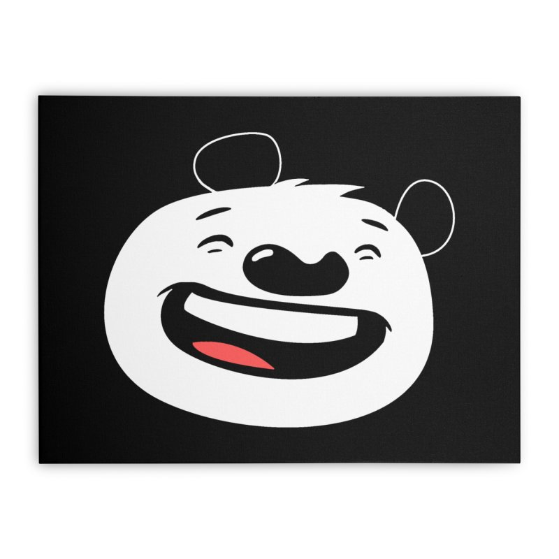 Lil Bby Po - Noggin Home Stretched Canvas by TDUB951