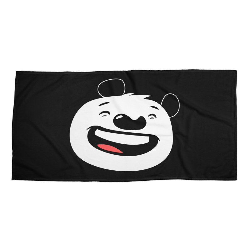 Lil Bby Po - Noggin Accessories Beach Towel by TDUB951