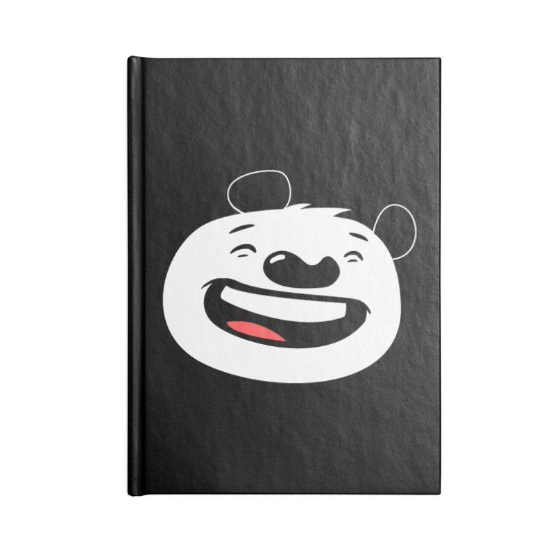 Lil Bby Po - Noggin Accessories Lined Journal Notebook by TDUB951
