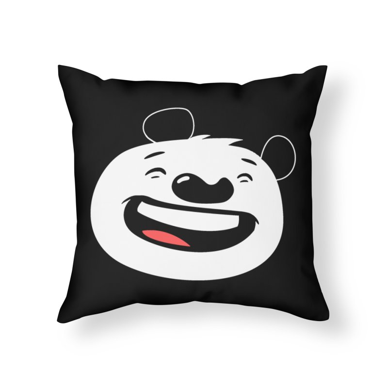 Lil Bby Po - Noggin Home Throw Pillow by TDUB951